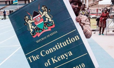 Letter from Africa: Why Kenyans are no longer cheering their constitution