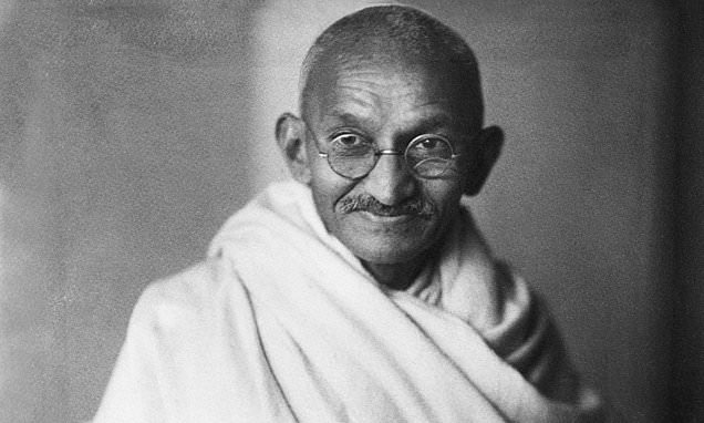Mahatma Gandhi is set to become the first non-white person on British currency
