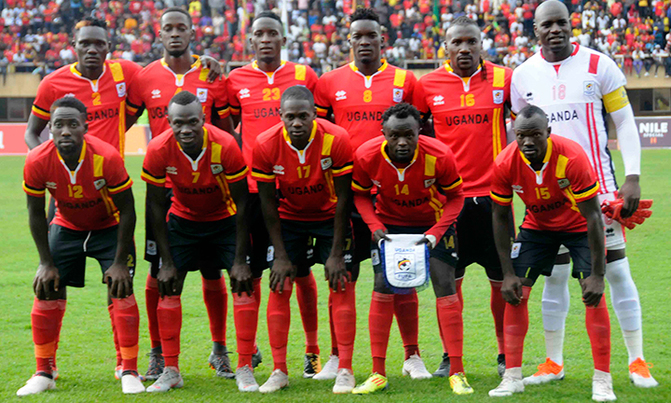 South Sudan kick off preparations for Uganda Cranes game