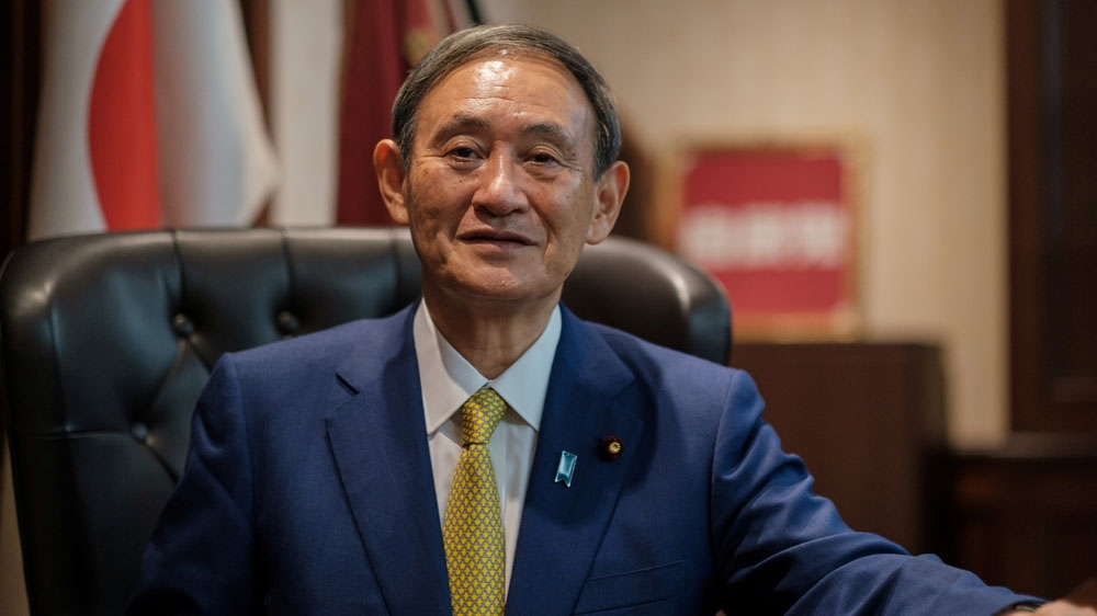 Yoshihide Suga confirmed as Japan's new PM, eyes continuity