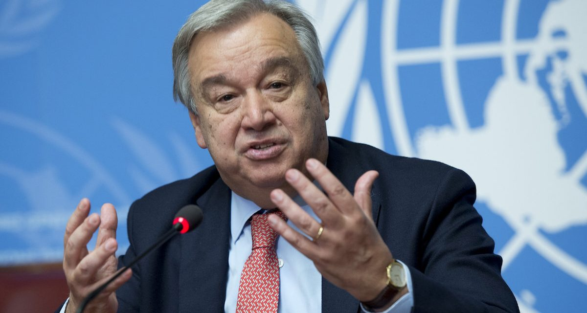UN SECURITY COUNCIL TO DISCUSS LATEST SECRETARY-GENERAL'S REPORT ON SOUTH SUDAN TODAY
