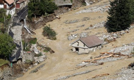 Many people missing in severe floods in Italy and France
