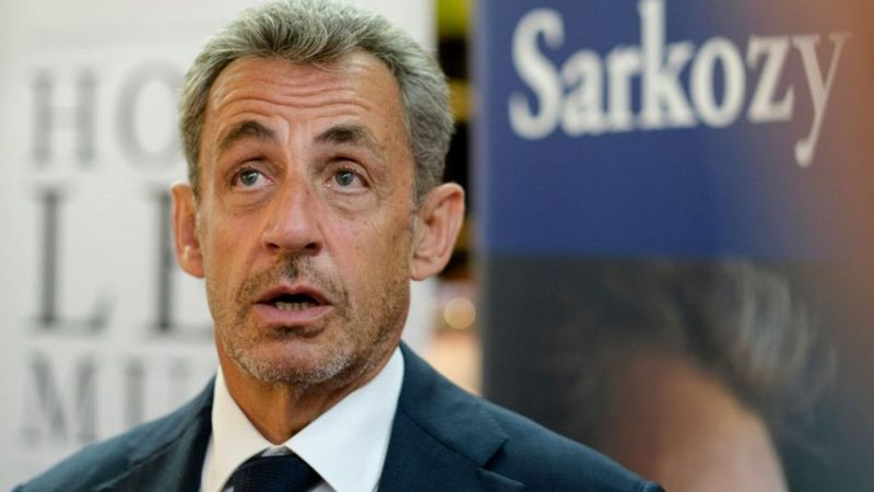 French ex-president Sarkozy charged with 'criminal conspiracy'