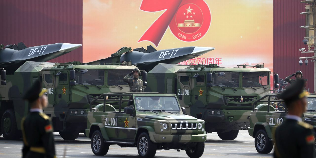 Chinese military beefs up coastal forces as it prepares for possible invasion of Taiwan