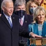 Joe Biden sworn in as 46th president of the USA, urges unity